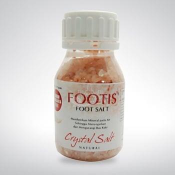 Borobudur Herbal Footis Foot Salt Pink 300 g harga terbaik 35000