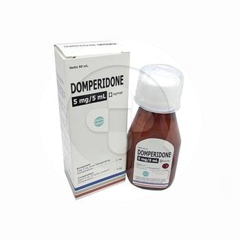 Domperidone Hexpharm Sirup 1 mg/mL - 60 mL harga terbaik 17864
