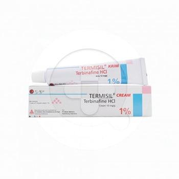 Termisil krim adalah obat untuk pengobatan topikal infeksi jamur pada kulit