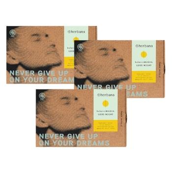 Herbana Balance Madia Good Night - Kaplet 10  harga terbaik 155000