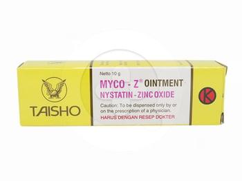 Myco Z Salep 10 g harga terbaik 80595