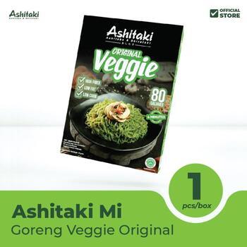 Ashitaki Mi Goreng Veggie Original  harga terbaik 22000
