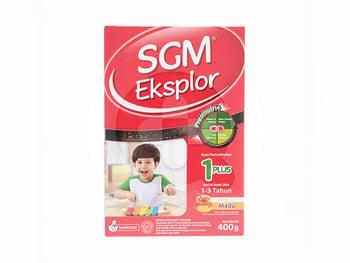 SGM Eksplor 1+ Susu Pertumbuhan Anak Usia 1-3 Tahun Rasa Madu 400 g harga terbaik 41891