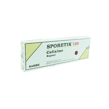 Sporetik Kapsul adalah obat untuk mengatasi infeksi
