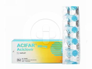 Acifar Tablet 200 mg  harga terbaik