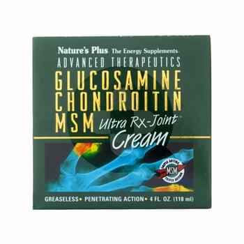 Nature's Plus Ultra RX Joint Cream Glucosamine 118 ml harga terbaik 424000