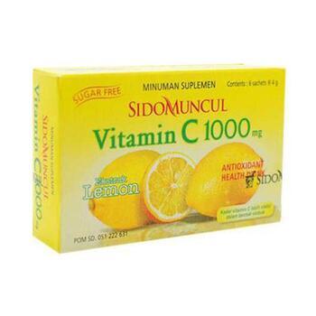Sido Muncul Vitamin C 1000 Lemon  harga terbaik 10335