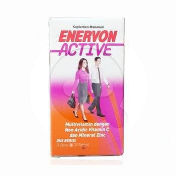 Enervon Active Tablet  harga terbaik 47740
