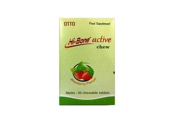 Hi-Bone Active Chew Strawberry Tablet  harga terbaik