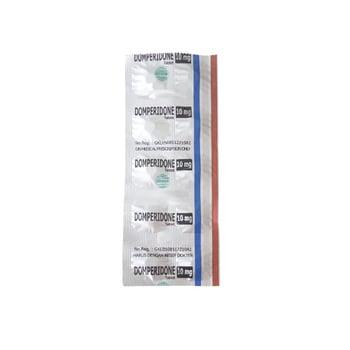 Domperidone Tablet adalah obat untuk membantu menghentikan rasa mual atau muntah