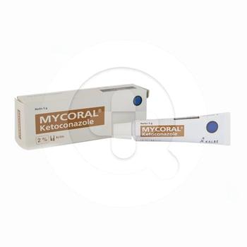 Mycoral krim adalah obat yang digunakan untuk mengobati infeksi pada kulit yang disebabkan jamur
