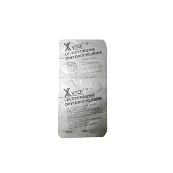 Xyzal Tablet adalah obat untuk mengatasi kondisi alergi dan peradangan