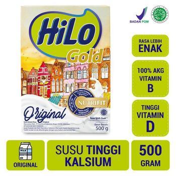 HiLo Gold Original 500 g harga terbaik 79200