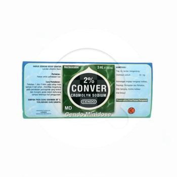 Cendo Conver Tetes Mata Minidose 2%  harga terbaik