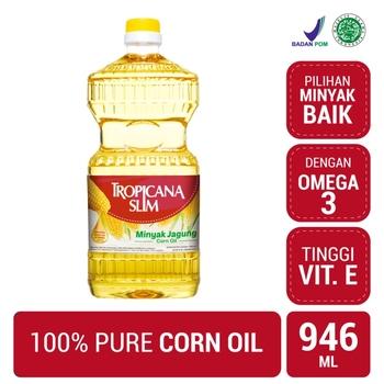 Tropicana Slim Minyak Jagung 946 ml harga terbaik 90090