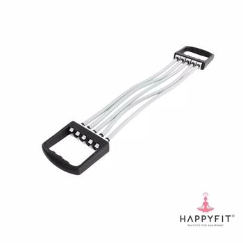 Happyfit Chest Expander Latex - Grey harga terbaik 115000