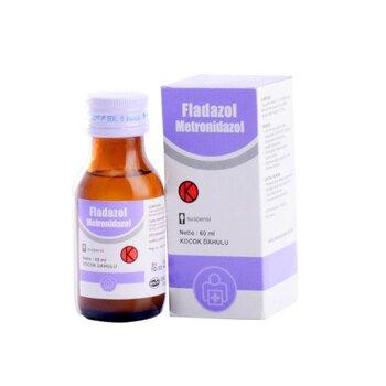 Fladazol suspensi adalah obat untuk peradangan pada uretra, peradangan pada vagina, infeksi usus besar dan infeksi hati.
