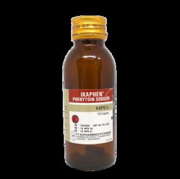 Ikaphen Kapsul (1 Botol @ 100 Kapsul)