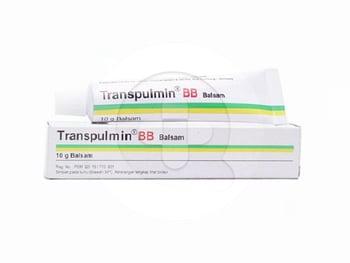 Transpulmin BB Balsam 10 g harga terbaik 57047