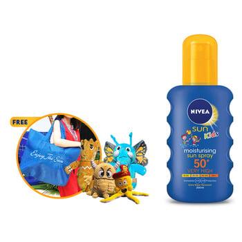 NIVEA Sun Kids #EnjoyTheSun Package harga terbaik
