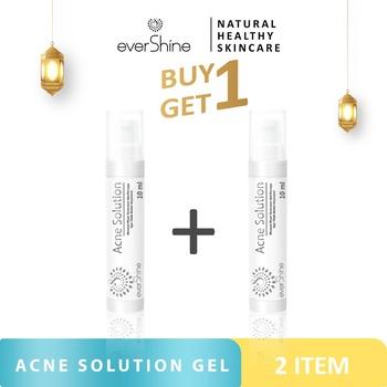 Buy 1 Get 1 Evershine Acne Solution 10 ml harga terbaik 100000