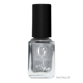 Madame Gie Nail Moji 20 Silverince harga terbaik 7200