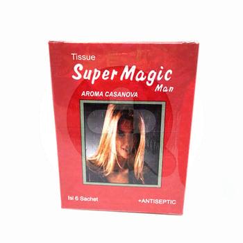 Tissue Super Magic Casanova  harga terbaik