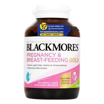 Blackmores Pregnancy & Breast Feeding Gold (120)