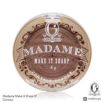 Madame Gie Madame Make It Sharp 01 - Latte Femme harga terbaik 18000