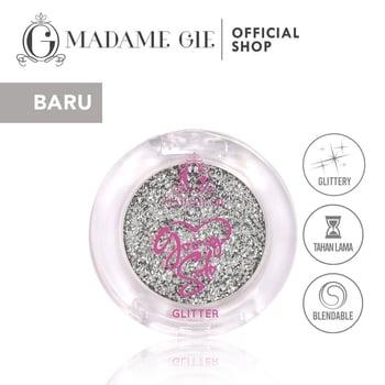 Madame Gie Going Solo Glittery Pressed Eyeshadow 06 - Psycho harga terbaik 16000