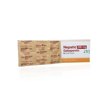 Nepatic Kapsul 300 mg (1 Strip @ 10 Tablet)   Manfaat dan Indikasi Obat, Dosis, Efek Samping