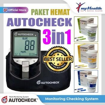 Autocheck Paket Hemat 3 in 1  harga terbaik 590100