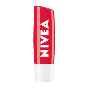 NIVEA Lip Care Fruity Shine Beauty Stick Strawberry 4.8 gr harga terbaik 20900