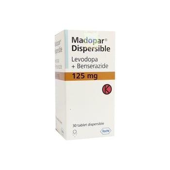 Madopar tablet untuk penyakit parkinson, parkinsonisme simptomatik pasca ensefalitis