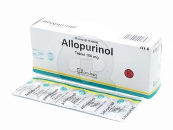 Allopurinol Landson Tablet 100 mg  harga terbaik