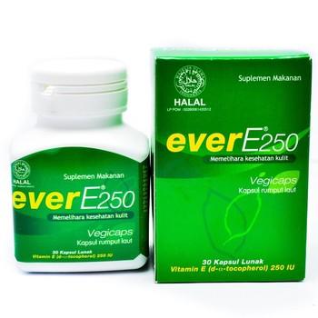 Naturalle E Kapsul 250 IU  harga terbaik 81689