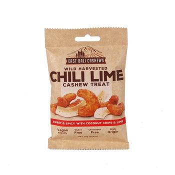 East Bali Cashew - Chili Lime Cashew Snack 35 g harga terbaik 19425