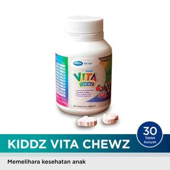 Mega We Care Kiddz Vita Chewz  harga terbaik 130000