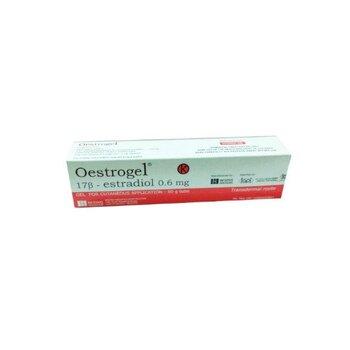 Oestrogel Gel 0,6 mg - 80 g