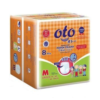 OTO Adult Diapers Pants / Popok Dewasa Model Celana - M  harga terbaik 57000