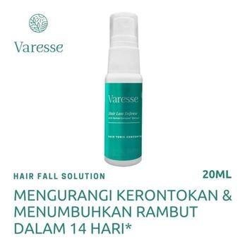Varesse Hair Tonic Concentrate 20 ml harga terbaik 90000