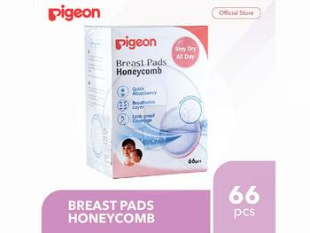 Pigeon Breast Pads Honeycomb Isi 66 Pcs harga terbaik 93600
