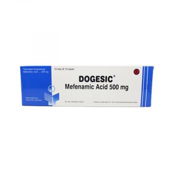 Dogesic kaplet adalah obat untuk meringankan rasa nyeri ringan hingga sedang.