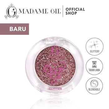 Madame Gie Going Solo Glittery Pressed Eyeshadow 08 - Cosmos harga terbaik 16000