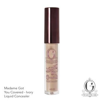 Madame Gie Got You Covered Ivory harga terbaik 22500