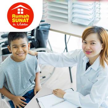 Sunat Reguler Klem Kategori 1 di Klinik Rumah Sunatan dr Mahdian, Surabaya, Bekasi, Tangerang, Semarang