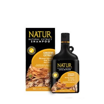 Natur Shampoo Ginseng Extract 270 mL