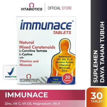 Vitabiotics Immunace Tablet  harga terbaik 269000
