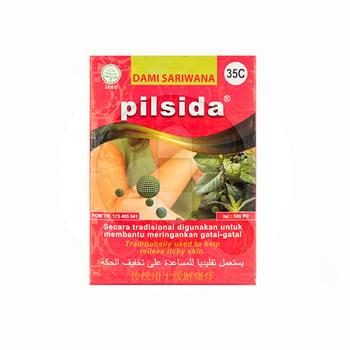 Dami Sariwana Pilsida 100 Pil harga terbaik 14000