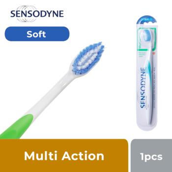 Sensodyne Multi Action Sikat Gigi Sensitif Soft 1s harga terbaik 13500
